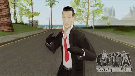 Eskin de Mafia for GTA San Andreas