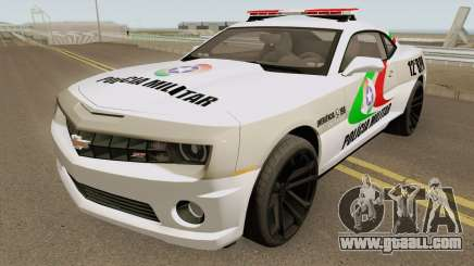 Chevrolet Camaro PMSC for GTA San Andreas