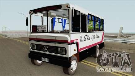 Mercedes-Benz LO608D for GTA San Andreas