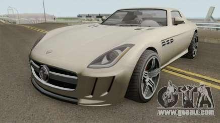 Benefactor Surano GT GTA V IVF for GTA San Andreas