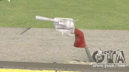Lowpoly Revolver for GTA San Andreas