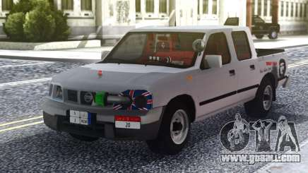 Nissan Ddsen Turbo for GTA San Andreas
