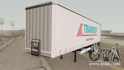 TRANSKOP Trailer for GTA San Andreas