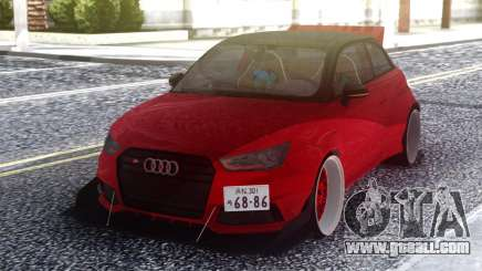 Audi S1 Sportback for GTA San Andreas