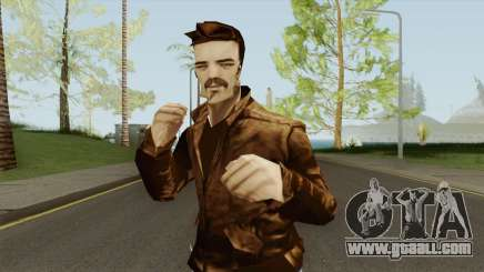 New Claude (GTA III Style) for GTA San Andreas
