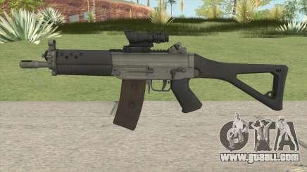 SIG SG-552 HQ for GTA San Andreas