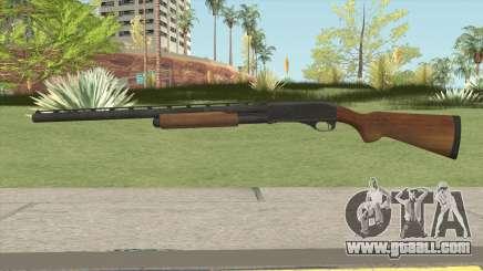 Remington 870 Wingmaster HQ for GTA San Andreas