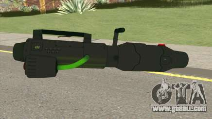 GTA Online (Arena War) Minigun for GTA San Andreas