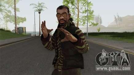 Little Jacob - Zebra Jacket (IV) for GTA San Andreas