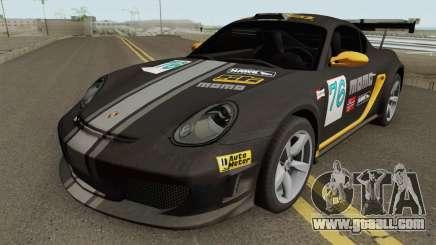 Porsche Cayman S 2006 for GTA San Andreas