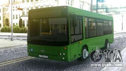 MAZ 206 Bus for GTA San Andreas