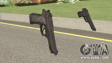 Rekoil Beretta M9 for GTA San Andreas