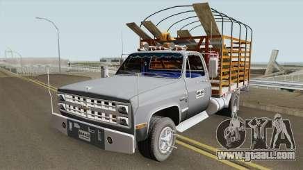 Chevrolet C30 (Custom Deluxe) for GTA San Andreas