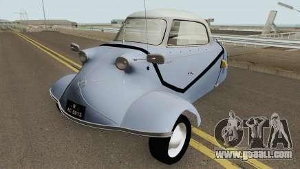 Messerschmitt KR200 for GTA San Andreas