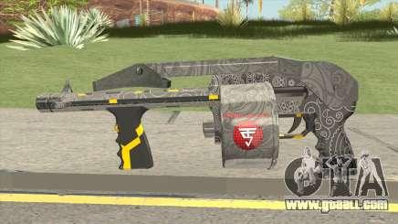 Shotgun (Special Troop) for GTA San Andreas