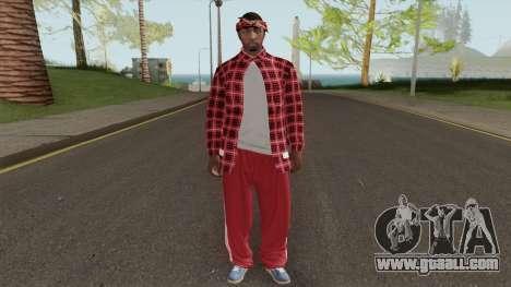 Skin Random 135 (Outfit Lowrider) for GTA San Andreas