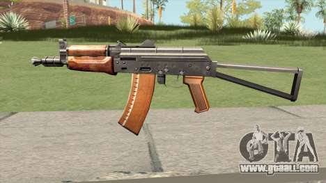 Insurgency MIC AKS74U for GTA San Andreas