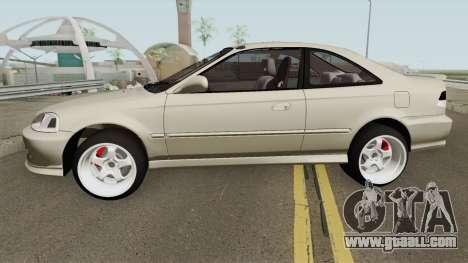 Honda Civic 99 Swap K20Z3 for GTA San Andreas
