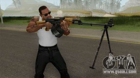 Insurgency MIC RPK-47 for GTA San Andreas
