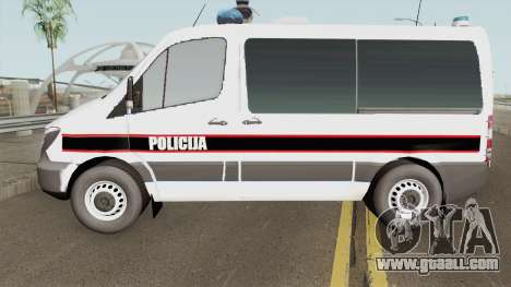 Mercedes-Benz Sprinter POLICIJA BiH for GTA San Andreas