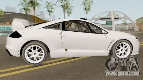 Mitsubishi Eclipse Clean JDM 2009 for GTA San Andreas