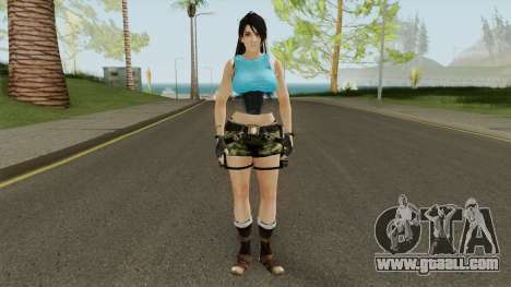 Momiji Adventure From Dead Or Alive 5 for GTA San Andreas