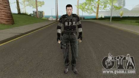 Claude Speed HD (RPD) for GTA San Andreas