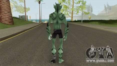 Lagoonboy Skin V1 for GTA San Andreas