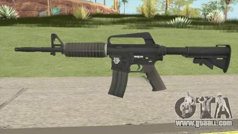CS:GO M4A1 (HQ Skin) for GTA San Andreas
