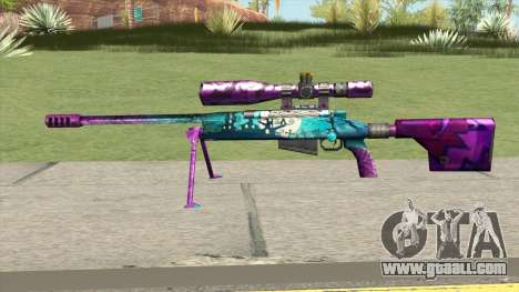 SFPH Playpark (Ghost TAC50) for GTA San Andreas