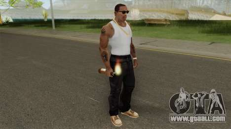 L4D1 Molotov for GTA San Andreas