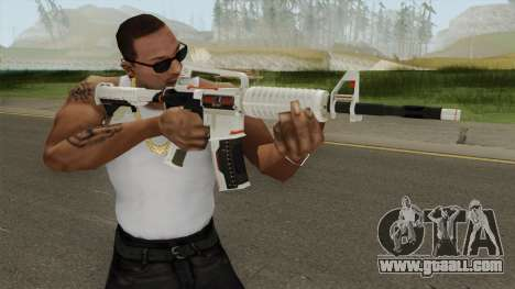 CS:GO M4A1 (Mecha Industries Skin) for GTA San Andreas