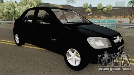 Chevrolet Prisma 2012 LT Maxx for GTA San Andreas