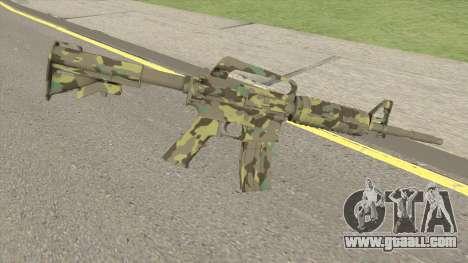 CS:GO M4A1 (Forest Boreal Skin) for GTA San Andreas