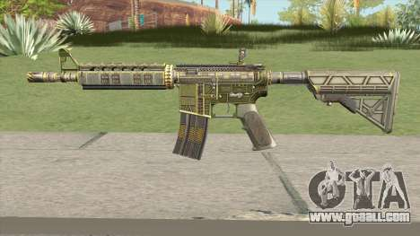CS-GO M4A4 The Battlestar for GTA San Andreas