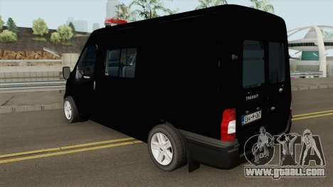 Ford Transit Policija BiH for GTA San Andreas