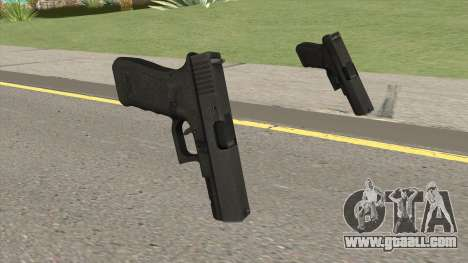 Battlefield 3 G17 for GTA San Andreas