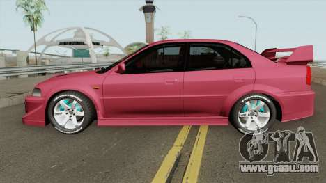 Mitsubishi Lancer Evolution VI GSR 1999 for GTA San Andreas