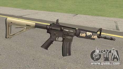 AR-15 Eagle for GTA San Andreas