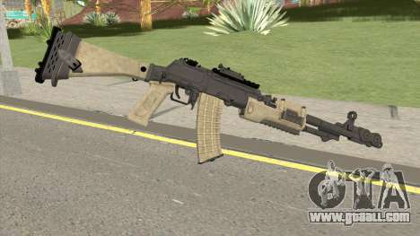 Call of Duty Black Ops 3: KVK-99mm for GTA San Andreas