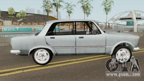 Fiat 125P Turkish for GTA San Andreas