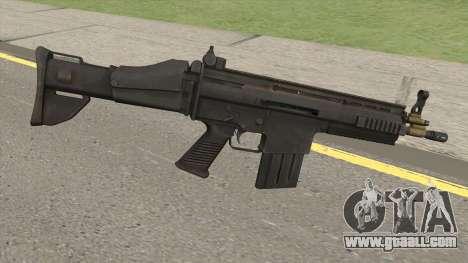 Battlefield 3 SCAR-H for GTA San Andreas