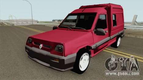 Renault Express for GTA San Andreas