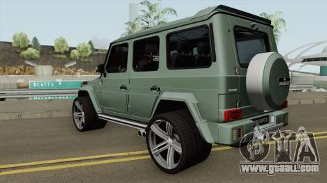 Mercedes-Benz G700 Brabus Widestar for GTA San Andreas