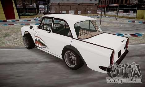 Moskvich 408 V2 for GTA 4