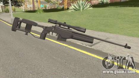 SAKO TRG-42 Sniper Rifle (Black) for GTA San Andreas