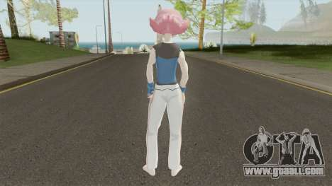 Maylene Pokemon for GTA San Andreas