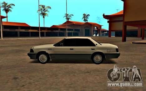 Toyota Crown Royal Saloon [HQ] for GTA San Andreas