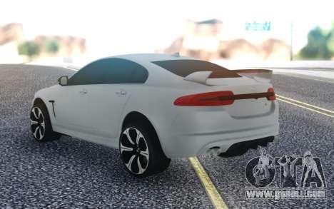 Jaguar 2015 for GTA San Andreas