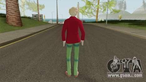 Haruka Tenoh for GTA San Andreas